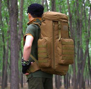 ArcEnCiel Large Tactical Backpack 2