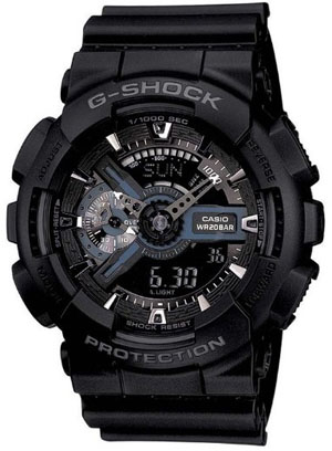 Casio GA110-1B Watch