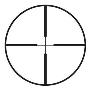 Leupold duplex reticle