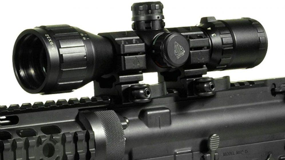 Rifle Scope Mounts Rings