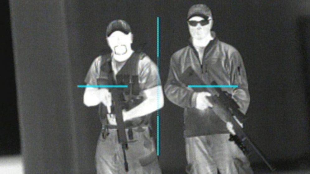 night vision thermal