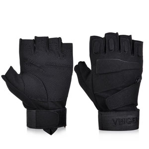 Vbiger Tactical Half Finger
