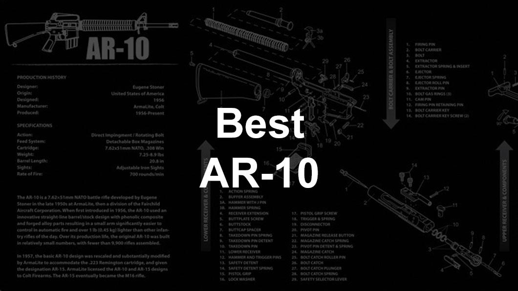 ar-10 breakdown