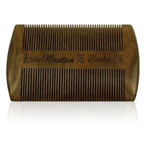 Rocky Mountain Barber Company Dual Comb