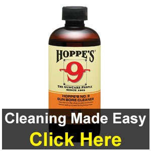 varmint rifle cleaner