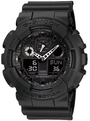 Casio GA100-1A1 Watch