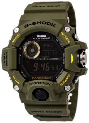 Casio GW-9400-3CR Watch