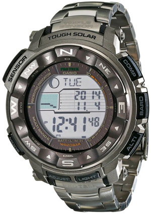 Casio PRW-2500T-7CR Watch