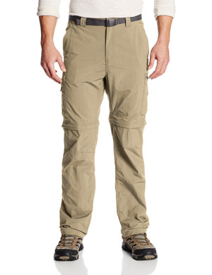 Columbia Silver Ridge Convertible Pants
