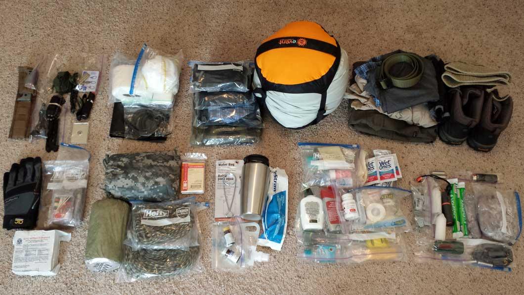 Best Bug Out Bag: How I Built My 31 6 Pound BOB