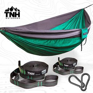tnh outdoor premium double hammock