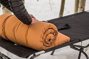 teton sports outfitter cot
