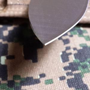 knife spear tip point