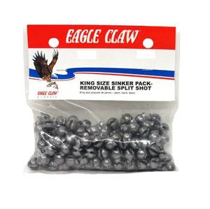 eagle claw removable split shot