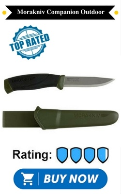 Morakniv Companion Outdoor