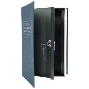 Trademark Home Dictionary Diversion Book Safe