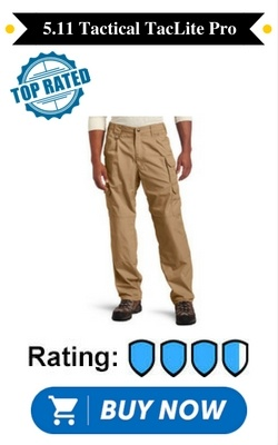 best survival pants