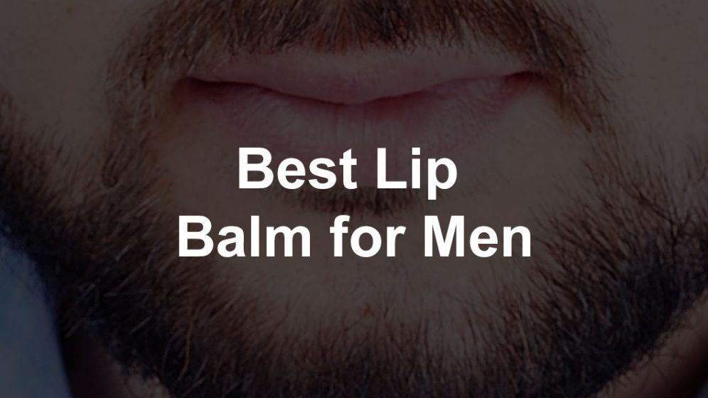 man lips with beard