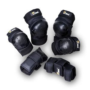 JBM Guards 3 In 1 Protective Gear