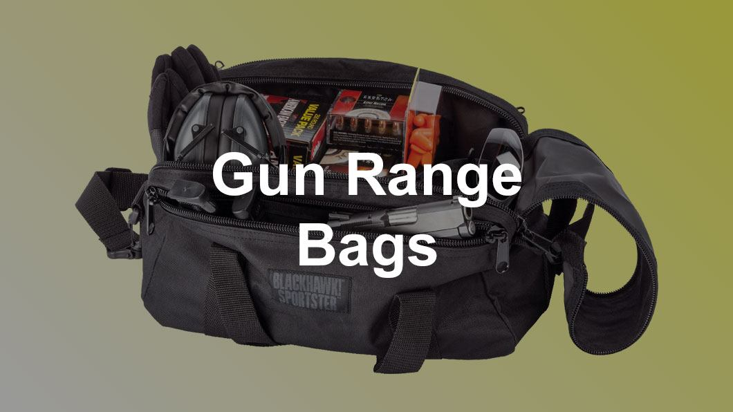 gun range bag gear