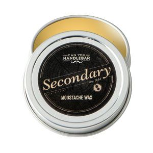 Can You Handlebar Secondary Moustache Wax