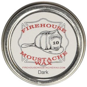 Firehouse Dark Moustache Wax