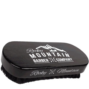 Rocky Mountain Barber Company Boar Hair