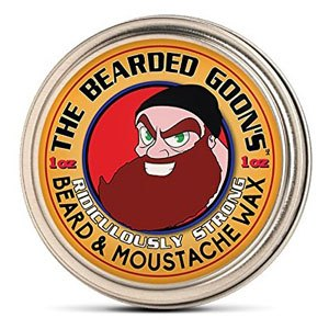 The Bearded Goon's Beard And Moustache Wax
