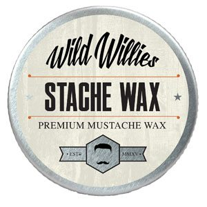 Wild Willie's Stache Wax