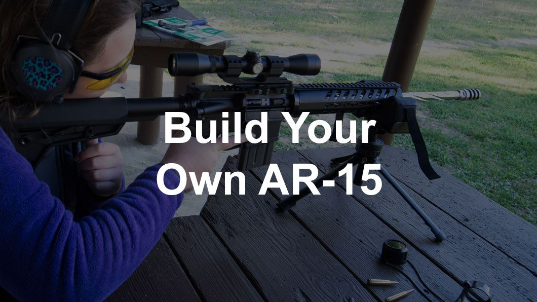 How To Build Your Own AR 15: Parts Guide