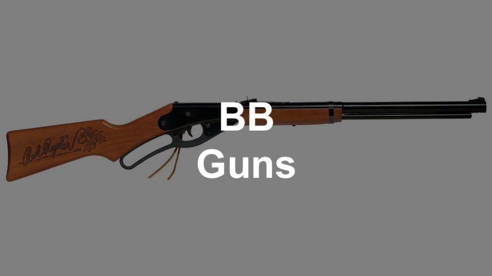 The 10 Best BB Guns: Top Rifles & Pistols