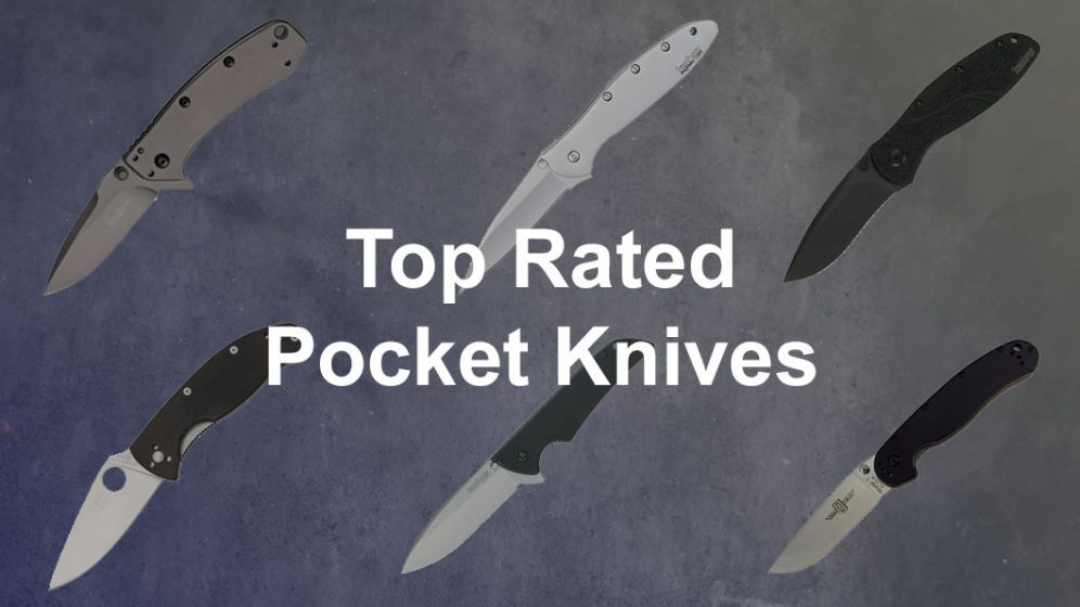 best pocket knife in the world showdown of the top 25